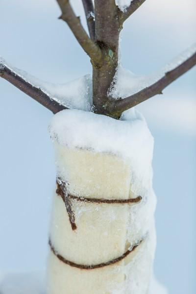 Winterschutzmatte