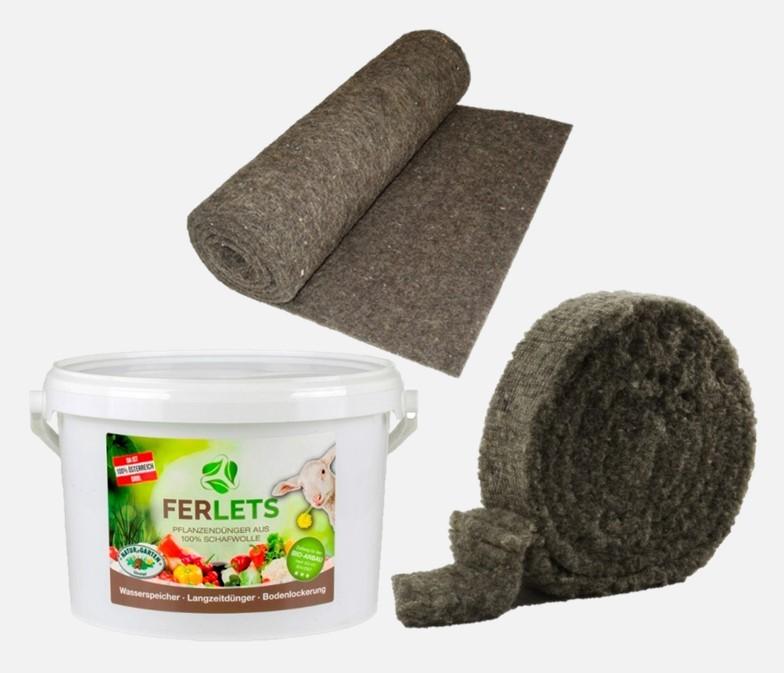 FERLETS Garten-Set